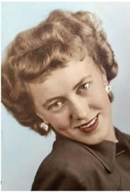 Betty Louise Nystrom Schack