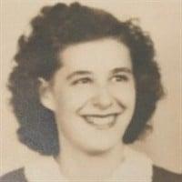 Margaret V LaGreca  August 5 1921  April 8 2019