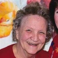 Betty Johnson Fournier  August 10 1938  April 10 2019