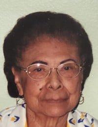 Lucrecia Maria Morales Salas  April 1 1922  April 2 2019 (age 97)