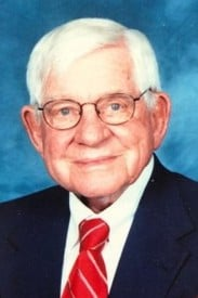 Charles Leston Bradshaw of Lebanon TN  August 30 1923  April 12 2019 (age 95)