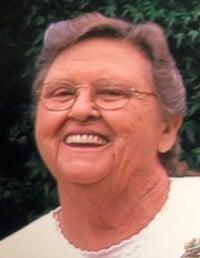 Edna Orease Inman Wilkinson  April 14 2019