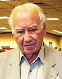 Arthur Mac B McCaffry  October 1 1926  April 22 2019 (age 92)