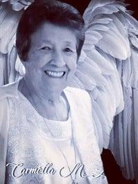 Carmella Marie Lutz  April 8 1935  April 19 2019 (age 84)