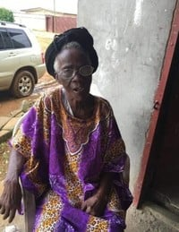 Esther Z Gbagba  January 1 1933  April 16 2019 (age 86)