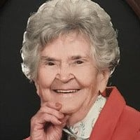 Mary May Johnson  August 8 1920  April 18 2019