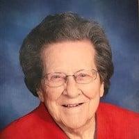 Anna Mae Fackler  August 3 1922  April 20 2019