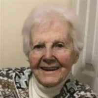 Iris McGinnis  March 8 1928  April 22 2019