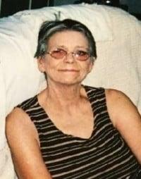 Betty Lou Bozarth Musgrove  August 25 1944  April 23 2019 (age 74)
