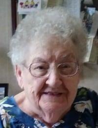 Edna Mae Holzer May  July 8 1925  April 21 2019 (age 93)