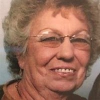 Mary Hazel Brown  April 24 1945  April 22 2019