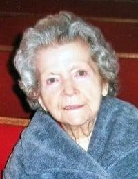 Eileen  McLaughlin  April 8 1921  April 25 2019 (age 98)