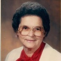 Eunice Ovilla Cannon  November 24 1923  April 25 2019