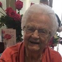 Mary Kathryn Granger  October 2 1926  April 25 2019