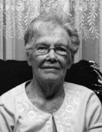 Doris Mae Hartman  2019