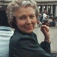 Babette Thomasy  September 22 1923  April 28 2019