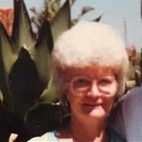 Barbara Anne Ellis  August 20 1933  April 28 2019