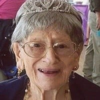 Sylvia Irene Wallenstein  April 11 1919  April 26 2019