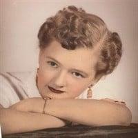 Betty Lou Boyett  April 22 1932  April 30 2019