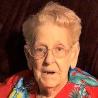 Frances Burks  October 3 1933  April 30 2019