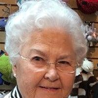 Martha Blaine Upright  October 7 1929  April 28 2019