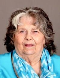 Patricia Louise Shrout  March 11 1936  April 28 2019 (age 83)