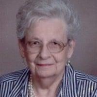 Ruth L Carr  October 14 1924  April 29 2019