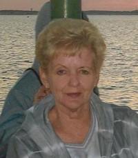 Dorothy Jean Dottie Schrecengost Callan  September 12 1945 –