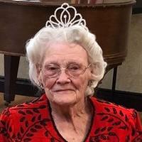 Geraldine P Ashton  December 4 1917  April 28 2019