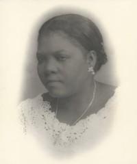 Marie Lydie Louissaint  March 2 1916  April 25 2019 (age 103)