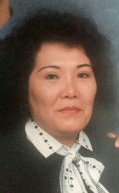 Pok Hui Burch  October 28 1946  April 28 2019 (age 72)
