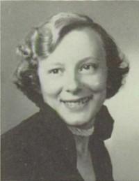 Patricia Pat Ann Fenaes  May 25 1938