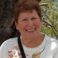 Susan Eileen Ross Harrison  August 13 1943  April 30 2019