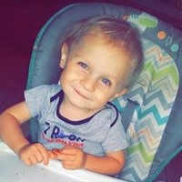 Jackson Lee Taggart age 2 of Melrose  October 16 2016  May 2 2019
