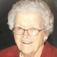 Roberta M McFaddin  September 28 1921  May 05 2019