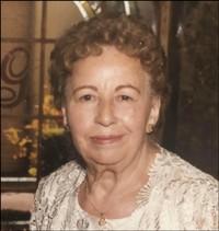 Raffaela Bello  November 16 1922  May 07 2019