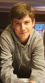 Erik Joseph Laimonis  February 26 2004  May 1 2019 (age 15)