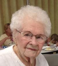 Helen May Blewett Argall  May 4 1917  May 7 2019 (age 102)