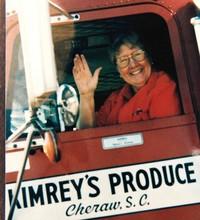 Nancy Kimrey  May 7 2019