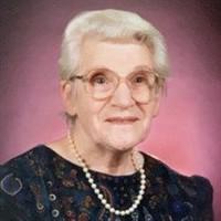 Irene Josephine Jossie Dick  March 12 1918  May 8 2019