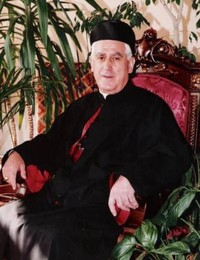 Bishop Roland Aboujaoude  2019