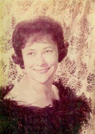 Elizabeth J White  July 25 1926  May 10 2019 (age 92)