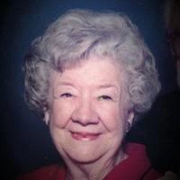 Mary Lou Dudley Mewborn  January 4 1922  May 17 2019