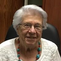 Etta Winifred Fraser  July 11 1933  May 16 2019