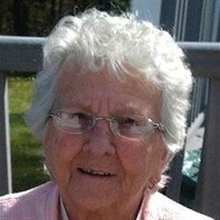 Bernadette  Labrie Chaisson  October 9 1926  May 20 2019