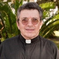 Father Brian Garry SJ  June 27 1945  May 16 2019