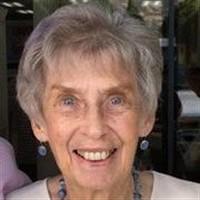 Janet Beardall Olsen  August 4 1934  May 18 2019