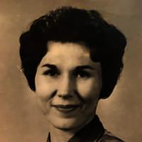 Patricia Jo Thompson  July 31 1929  May 18 2019