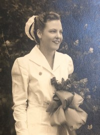 Retired Lt Col USAF NC Lillian Hurst Parrish  September 10 1925  May 19 2019 (age 93)