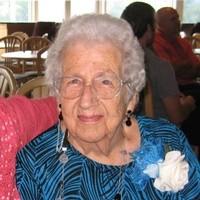 Ruthanna Heilman Deiter Casdorph of Charleston West Virginia  March 14 1926  May 18 2019